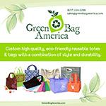 Green Bag America Power Point Presentation